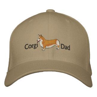 Gorra bordado papá del Corgi