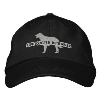 Gorra bordado perro perdiguero revestido plano de  gorra de béisbol bordada