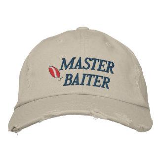 Gorra bordado pesca principal de Baiter