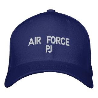 gorra bordado pj de la fuerza aérea gorros bordados