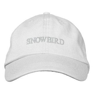 Gorra bordado Snowbird Gorra Bordada
