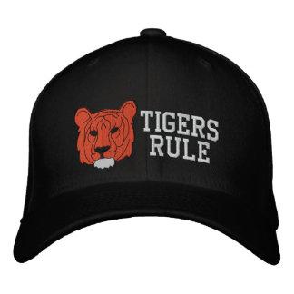 Gorra bordado tigre