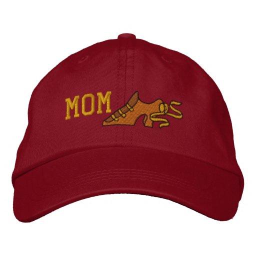 Gorra bordado zapato retro de la madre gorras de beisbol bordadas