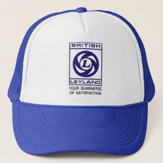 Gorra británico de Leyland