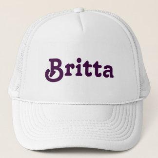 Gorra Britta