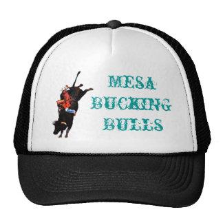 gorra bucking de los toros del mesa