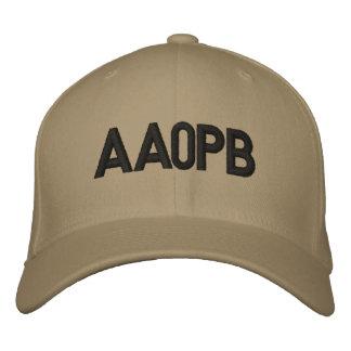 Gorra cabido con el indicativo gorras de béisbol bordadas