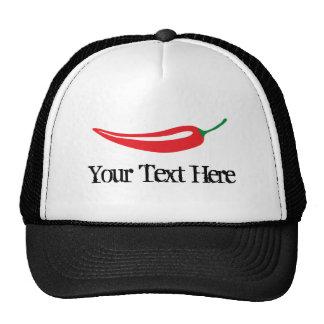 Gorra caliente picante de encargo del camionero de