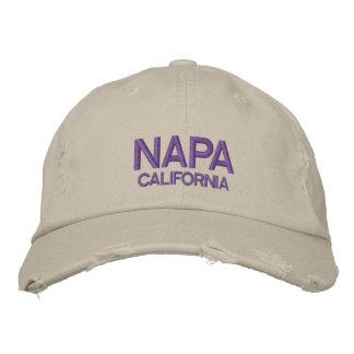Gorra California de Napa