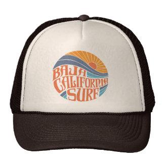Gorra californiano del camionero del vintage de la