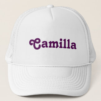 Gorra Camila