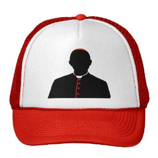 Gorra cardinal del camionero de Arinze