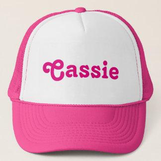 Gorra Cassie