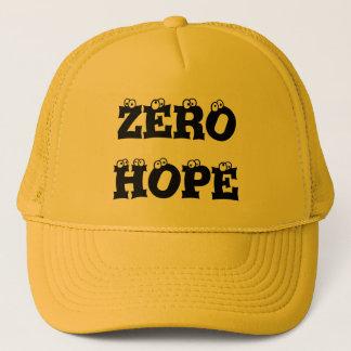 Gorra cero de la esperanza