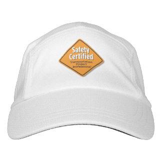Gorra certificado seguridad gorra de alto rendimiento