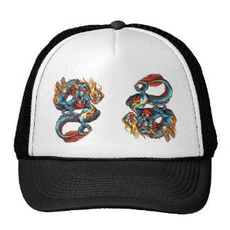 Gorra chino del dragón