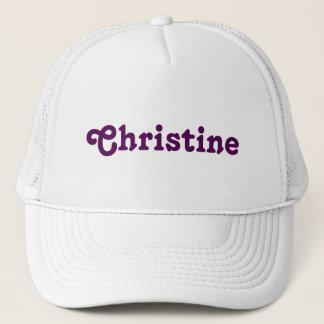 Gorra Christine