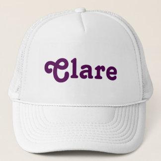 Gorra Clare