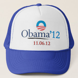 Gorra clásico 2012 del camionero de Obama