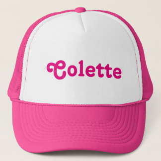 Gorra Colette
