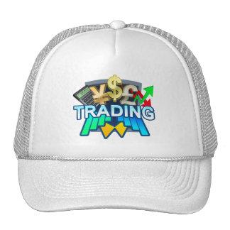 Gorra comercial del camionero