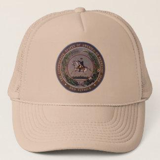 Gorra confederado del sello