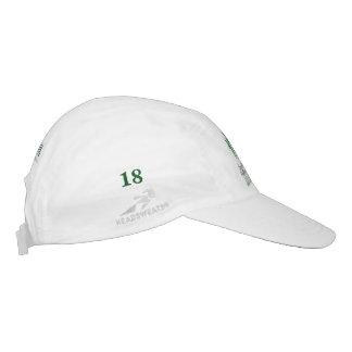 ¡Gorra conmemorativo del golf de Patricia Snyder Gorra De Alto Rendimiento
