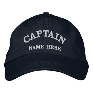 Gorra conocido del marinero de los capitanes