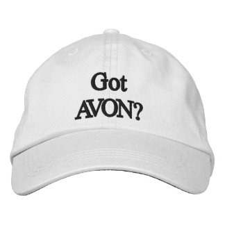 Gorra conseguido de Avon