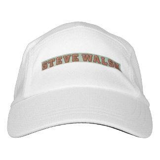 Gorra corriente de Steve Walsh