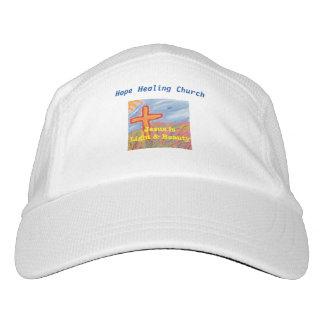 Gorra cristiano de la gorra de béisbol de la gorra de alto rendimiento