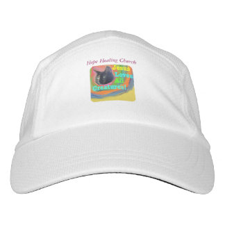 Gorra cristiano de la gorra de béisbol del gato de gorra de alto rendimiento
