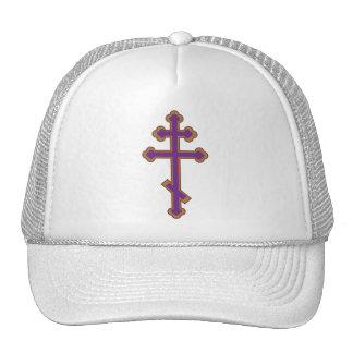 Gorra cristiano del camionero
