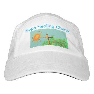 Gorra curativo del cristiano de la iglesia de la gorra de alto rendimiento