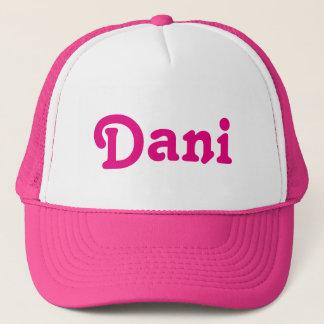 Gorra Dani
