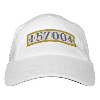 Gorra de 5700 alumnos de Kennedy