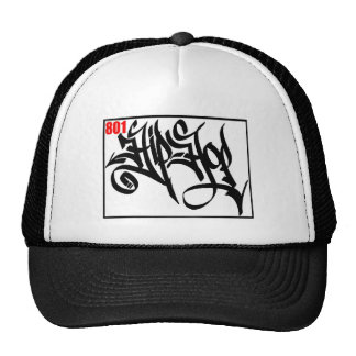 Gorra de 801 Hip Hop