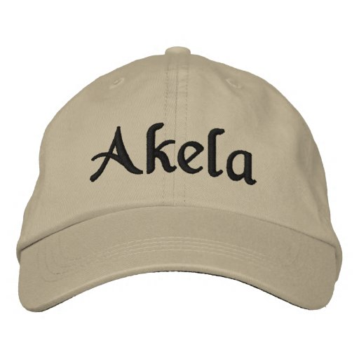 Gorra de Akela Gorras Bordadas