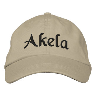 Gorra de Akela Gorra De Béisbol