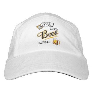 Gorra De Alto Rendimiento Ahora funcione con la cerveza más adelante