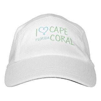 Gorra De Alto Rendimiento Amo el coral del cabo