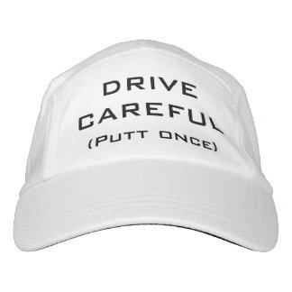 Gorra De Alto Rendimiento Casquillo de golf