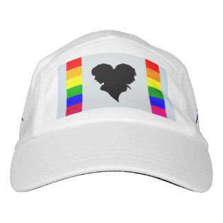 Gorra De Alto Rendimiento Casquillo de la bola del orgullo de LGBT para las
