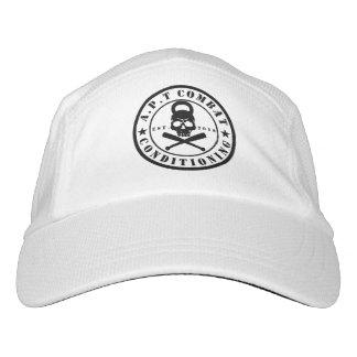 Gorra De Alto Rendimiento Casquillo del logotipo 1