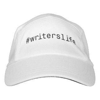 Gorra De Alto Rendimiento casquillo del #writerslife
