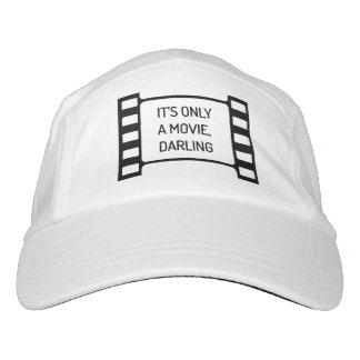 Gorra De Alto Rendimiento Es solamente una película, querido. Película