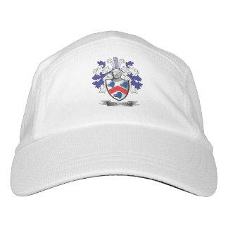 Gorra De Alto Rendimiento Escudo de armas del escudo de la familia de