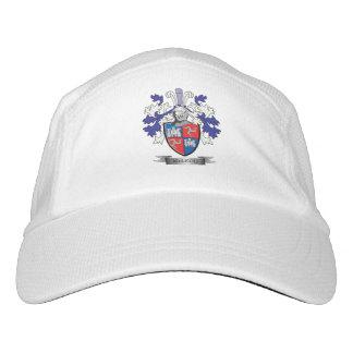 Gorra De Alto Rendimiento Escudo de armas del escudo de la familia de McLeod