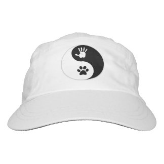 Gorra De Alto Rendimiento Gorras: HandToPaw tejido ligero Yin-Yang