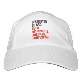 Gorra De Alto Rendimiento Ha conseguido así que el malo incluso introverts